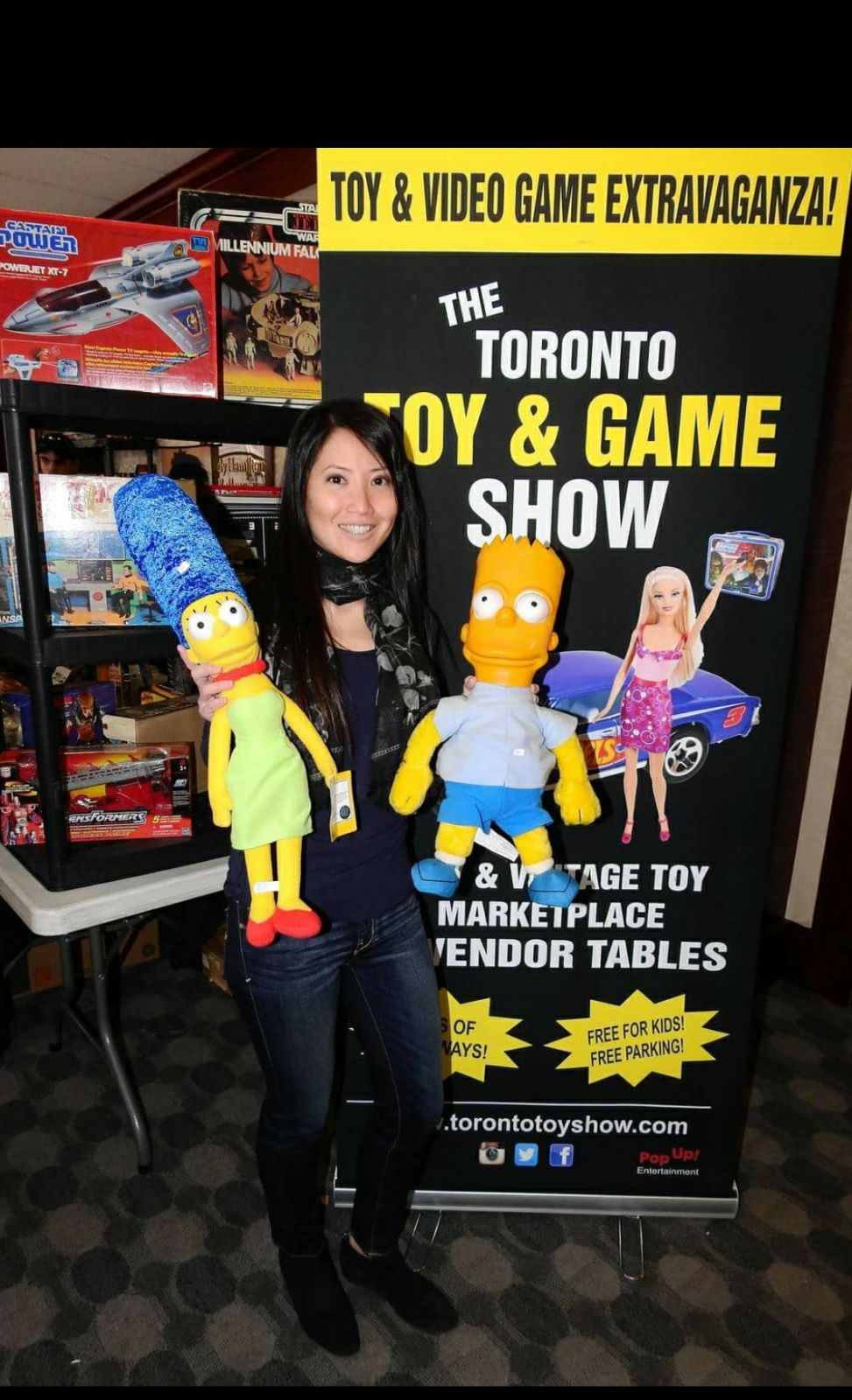Check Out Our Next Show Toronto Coolest Toy
